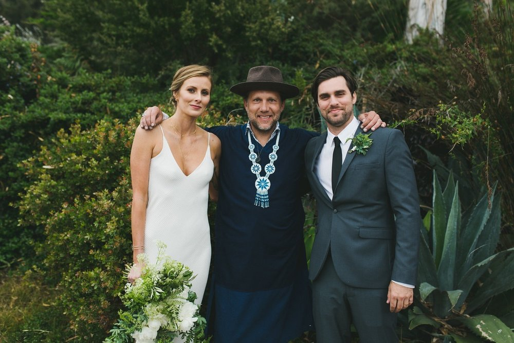 The Hetzner's Big Sur Wedding; A dream come true on the coast