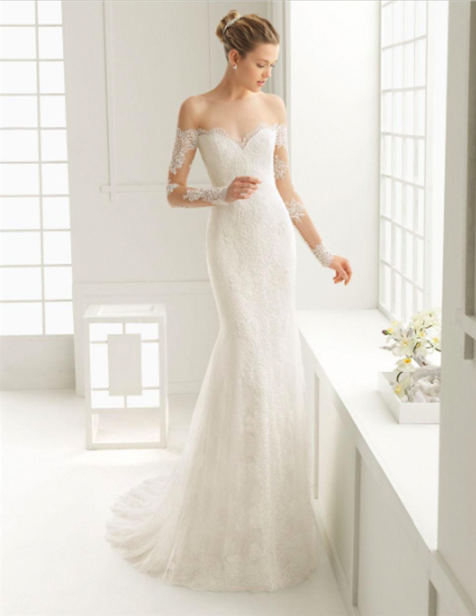 wedding day dress