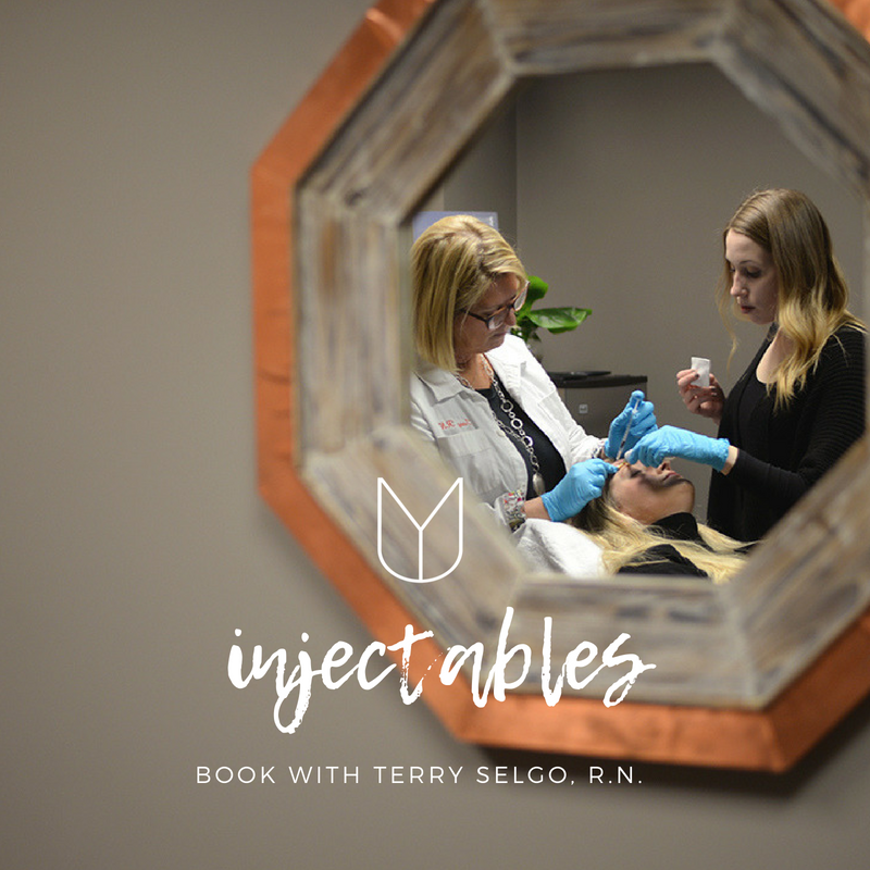 Injectables with Terry Selgo, R.N.