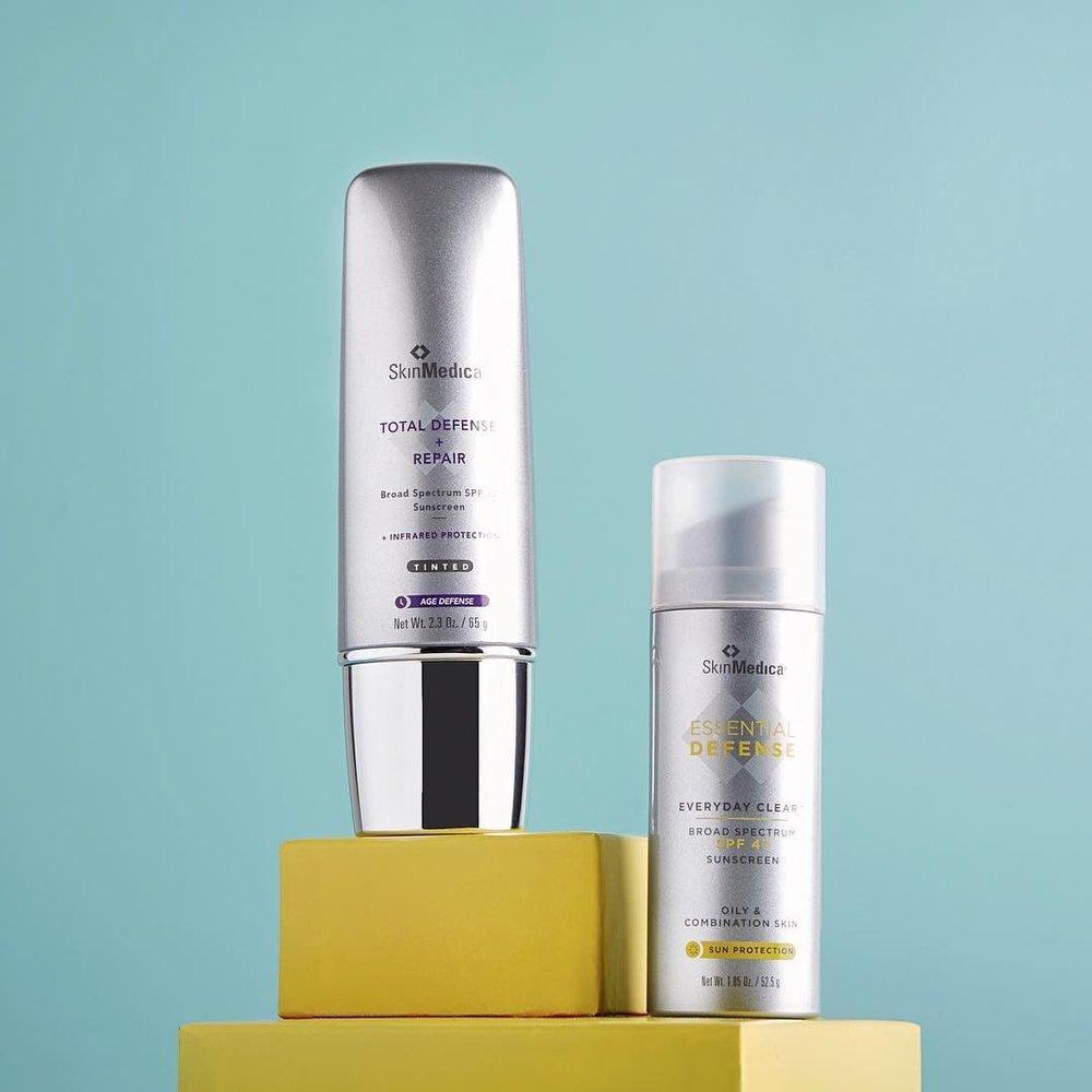SkinMedica SPF / Click image to shop.