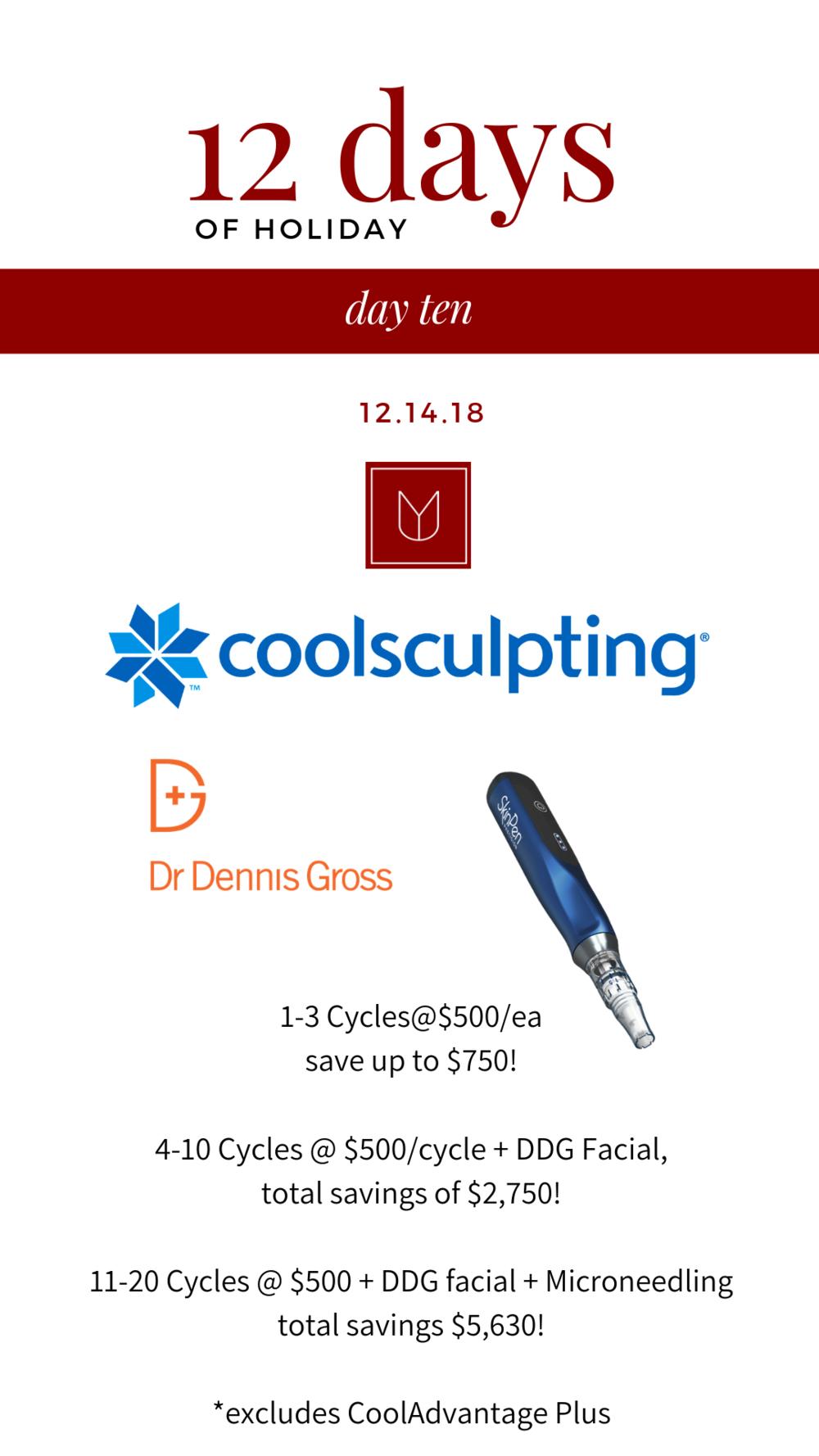 12/14 CoolSculpting