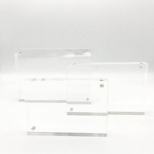 Lucite Magnetic Frames — Hudson