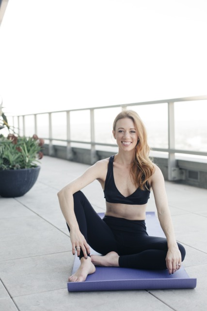 Kelsey Patel, LA's Leading Wellness and Reiki Expert and Pure Barre owner.