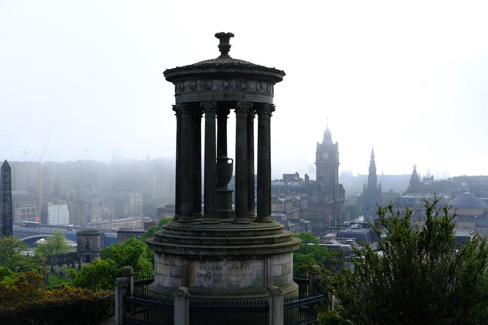 MAY 27, 2018 • GORGEOUS CITY! • 📍Edinburgh, Scotland 🏴