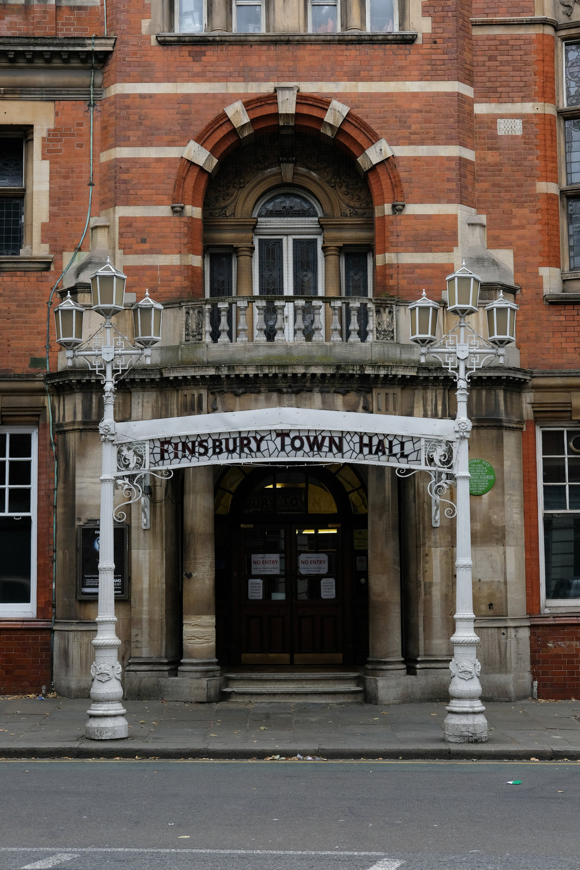 JULY 13, 2018 • FINSBURY TOWN HALL • 📍London, UK 🇬🇧