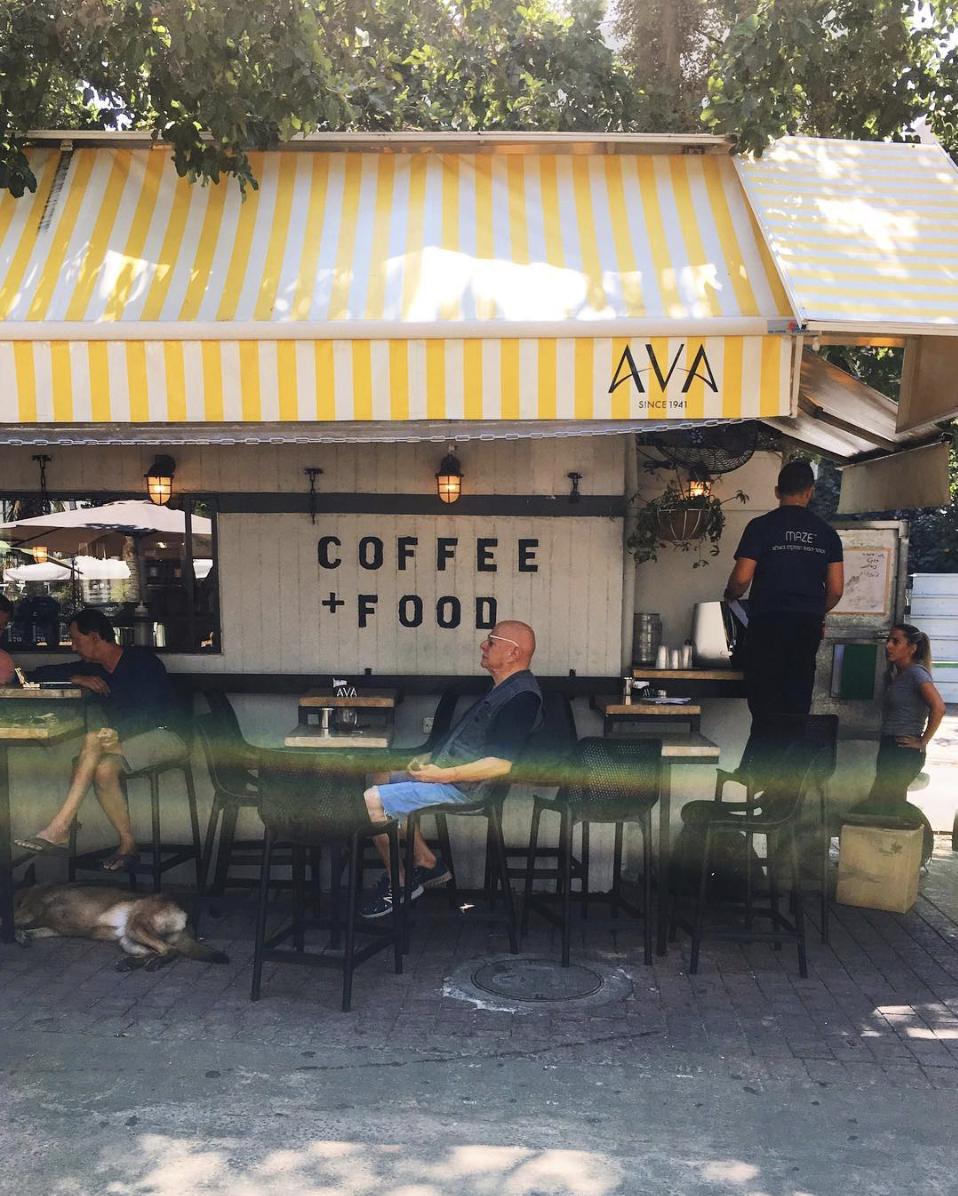 AUGUST 7, 2018 • CHILL VIBES • 📍Tel Aviv, Israel 🇮🇱