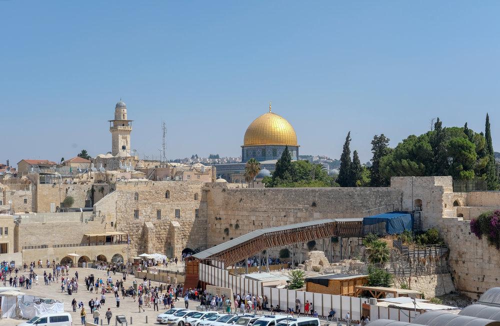 AUGUST 11, 2018 • THE OLD CITY • 📍Jerusalem, Israel 🇮🇱