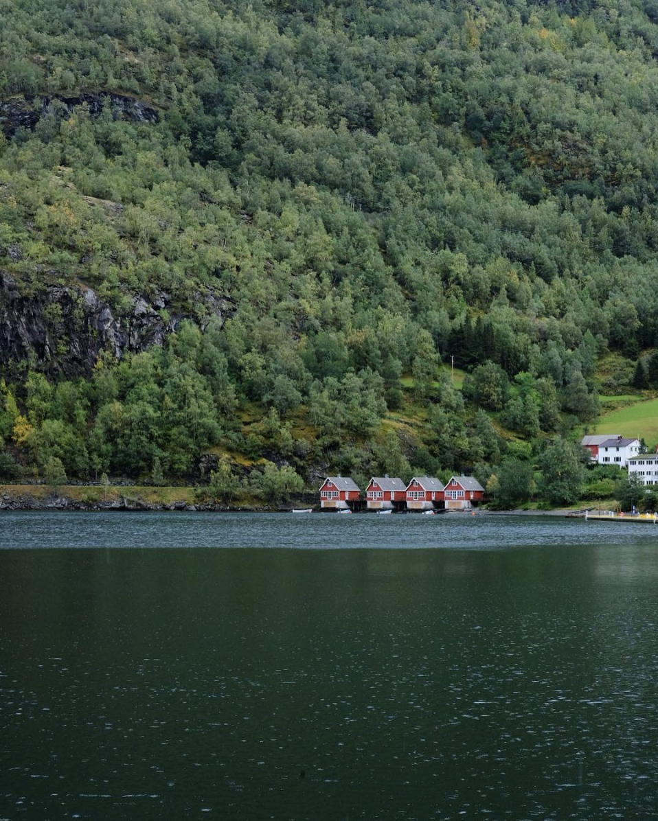 SEPTEMBER 21, 2018 • 360º STUNNING • 📍Flåm, Norway 🇳🇴