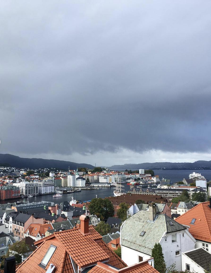 SEPTEMBER 23, 2018 • HARBOUR • 📍Bergen, Norway 🇳🇴