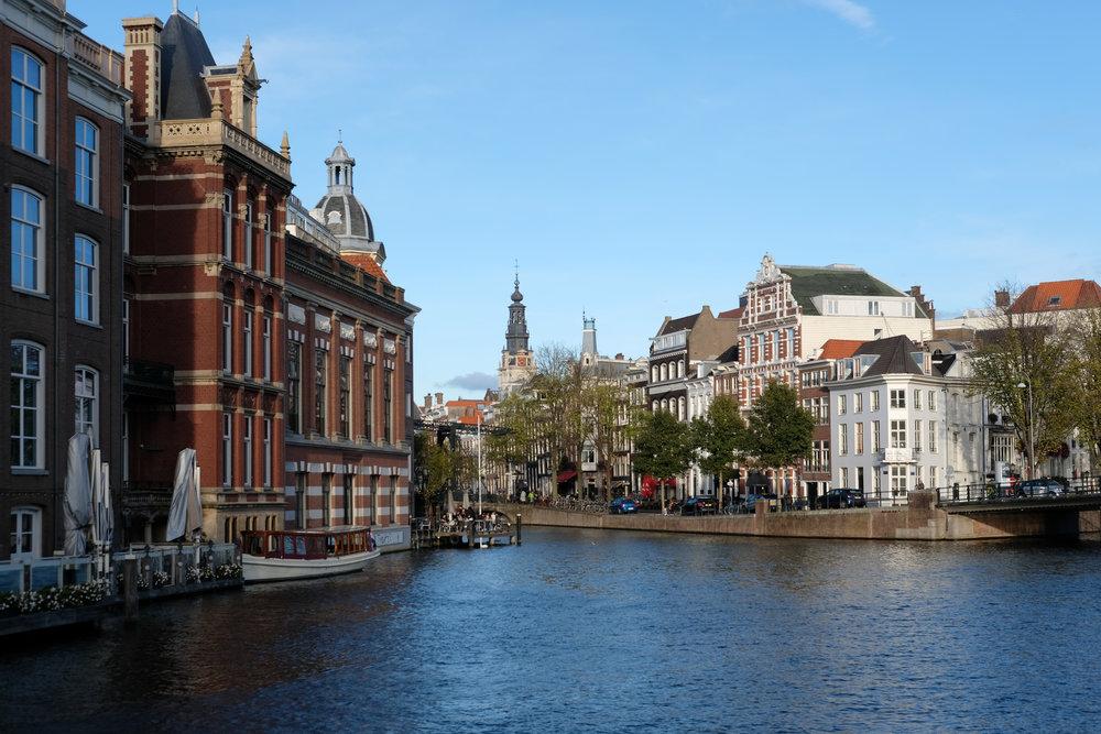 OCTOBER 30, 2018 • SO LONG • 📍Amsterdam, Netherlands 🇳🇱