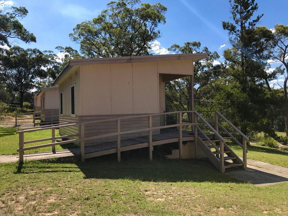 cabin 2 ramp