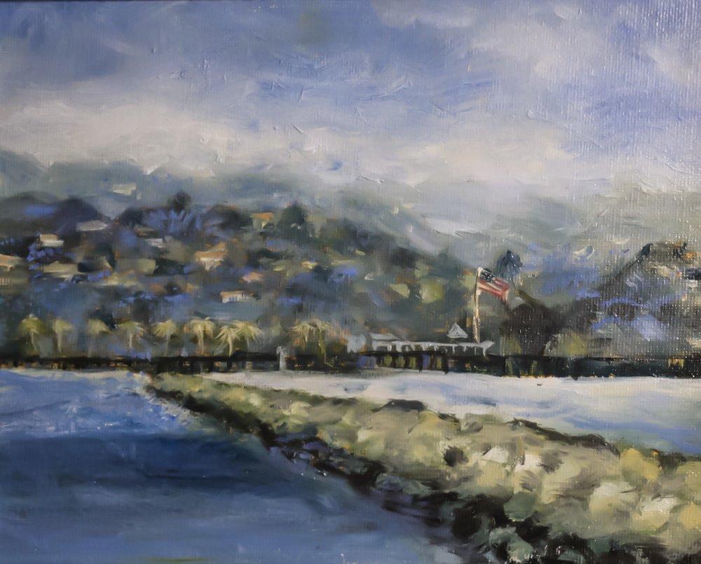 Santa Barbara Harbor Study