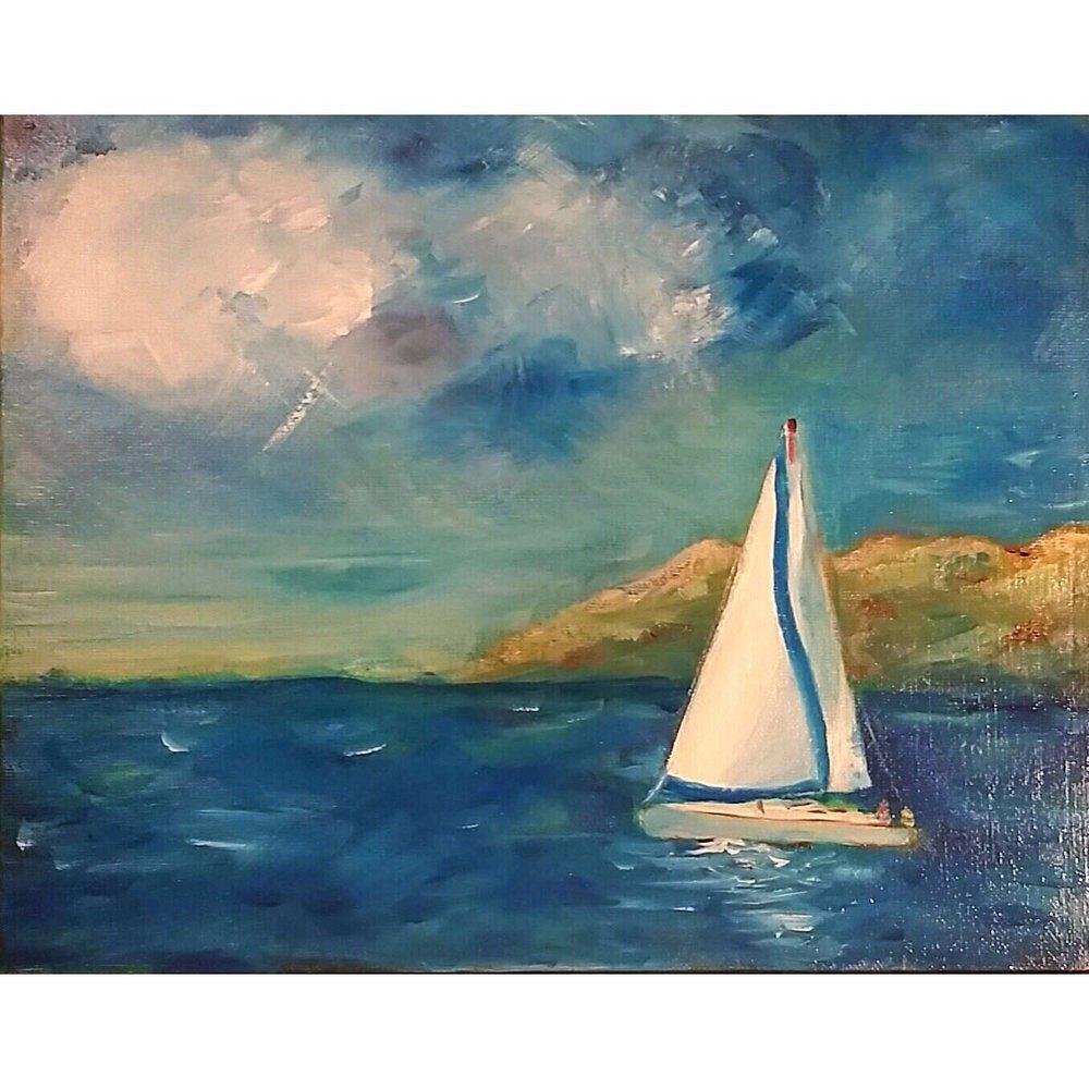 Catalina Sailing