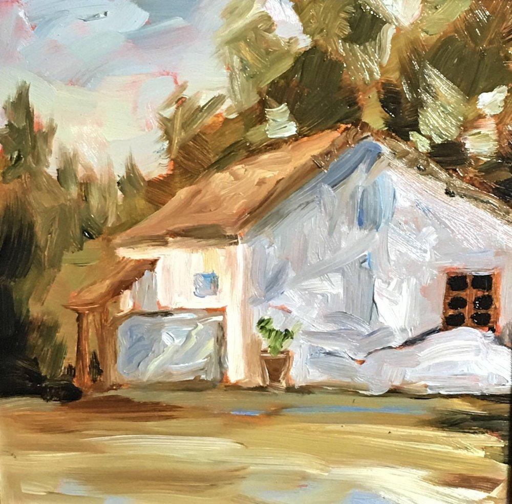Adobe Study (after original by Stan Prokopenko)
