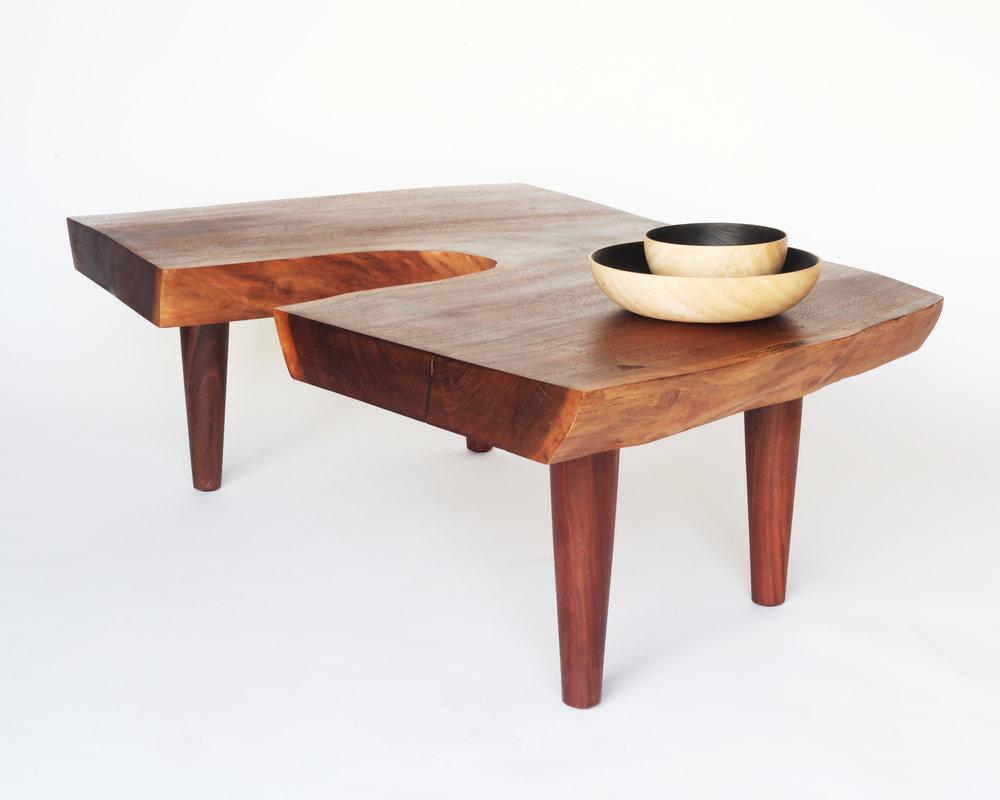 Coffee table-  Black Walnut
