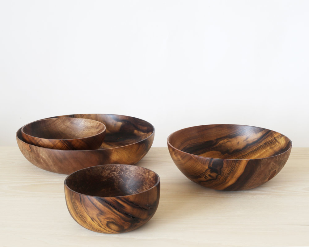Bowls-  Bay laurel
