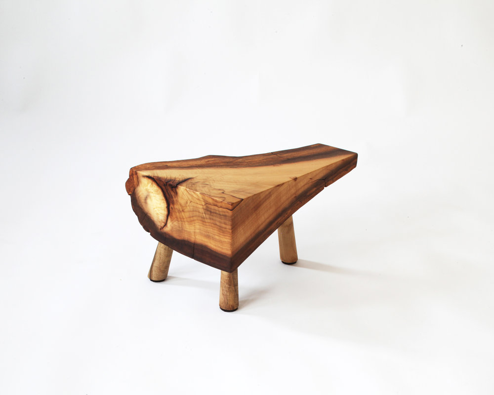 footstool-  bay laurel