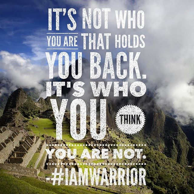 Come to Peru and tap into your truth. Our June Warrior Retreat is filling up fast. Lock your spot in now. #iamwarrior #warriorretreats #dopehumans  #warriorsunite