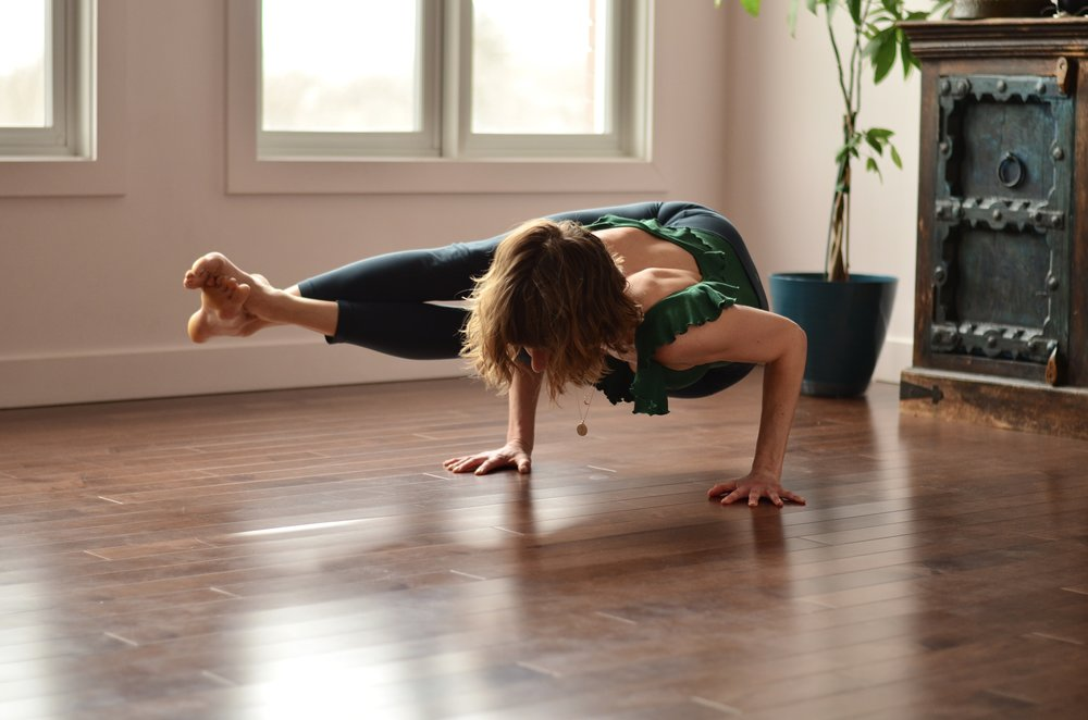 <br>4 WEEKS UNLIMITED YOGA FOR $40