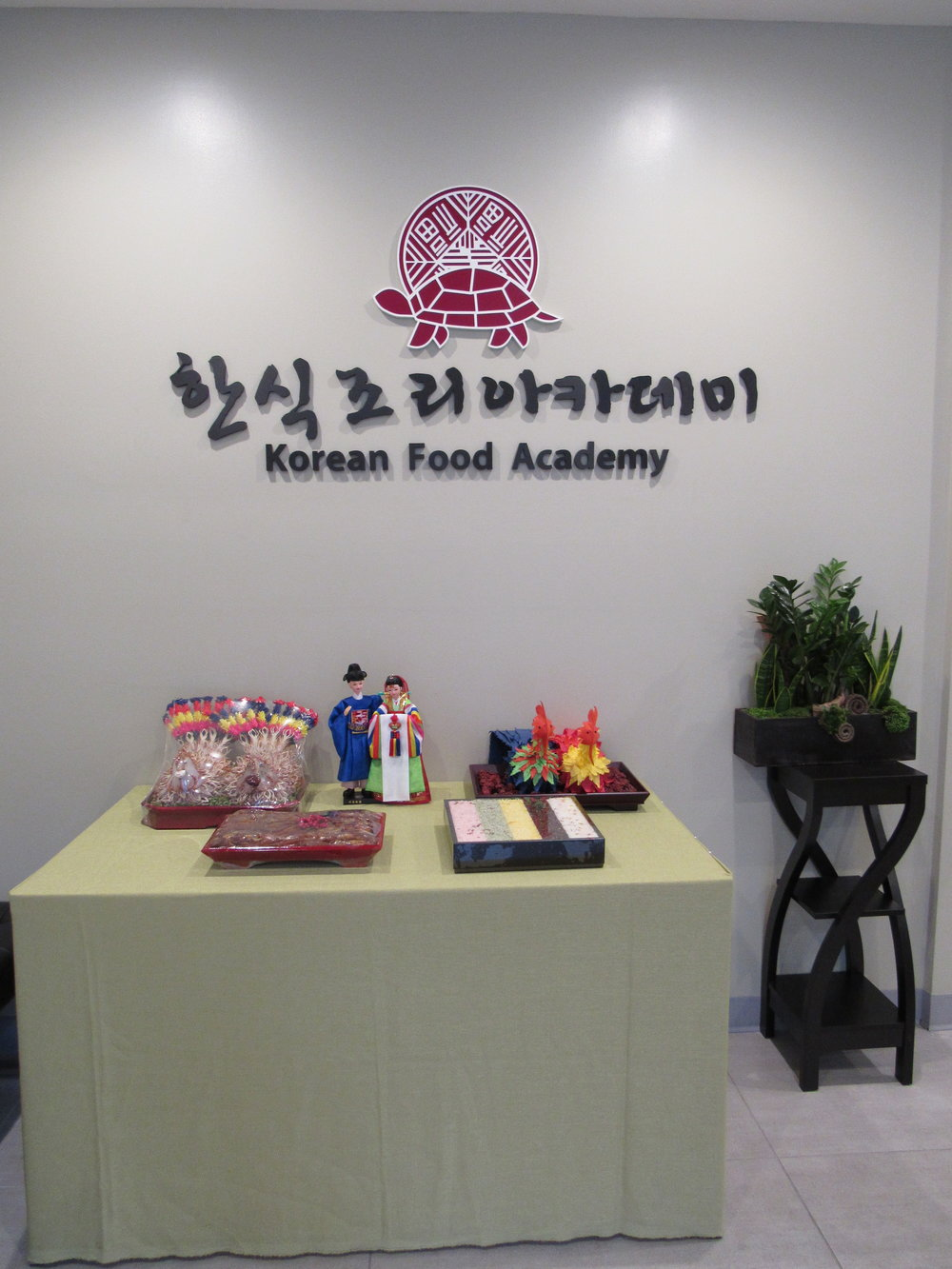 LA Korean Food Academy