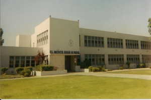El Monte High School: Modernization Increment