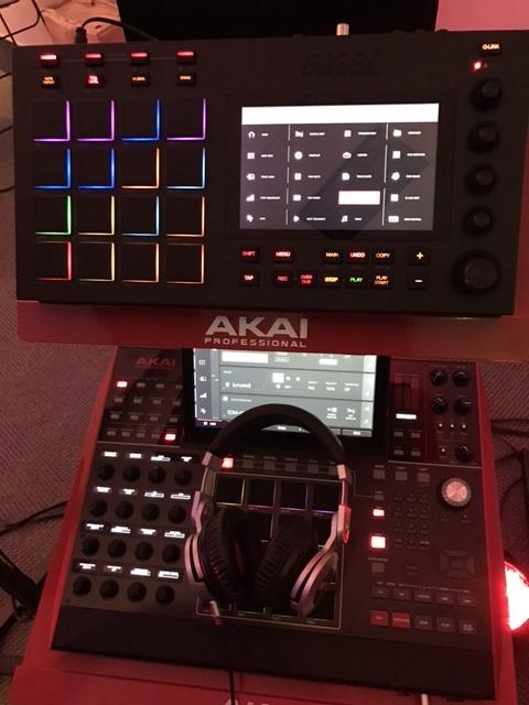 New Akai MPCs