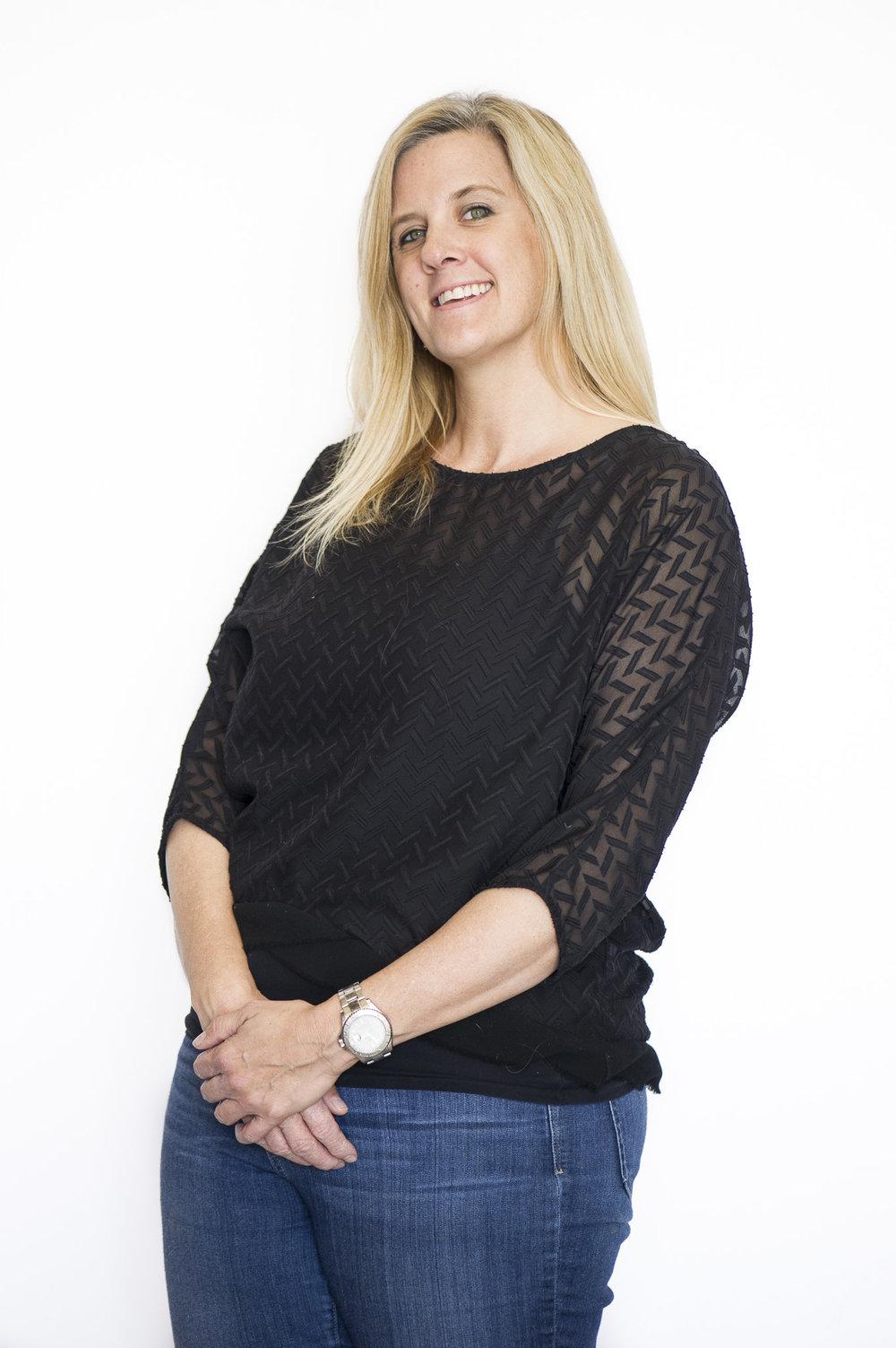Christina Baker  | Director of Floral Services