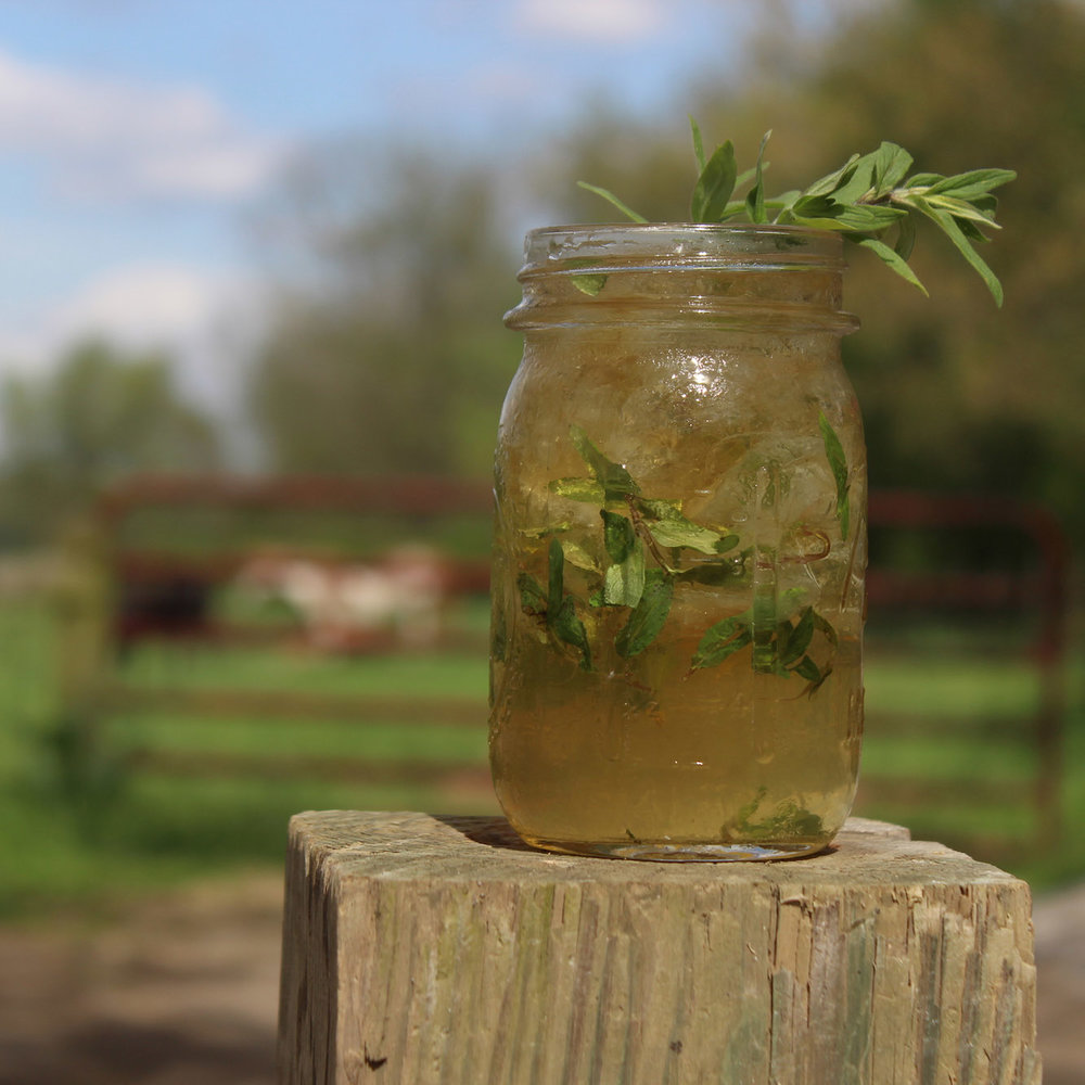 Mountain Mint Julep
