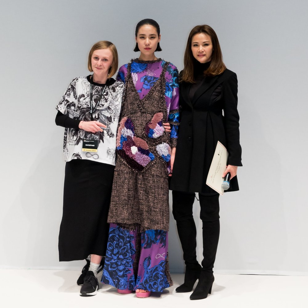 Special Prize: The EcoChic Design Award 2015/16 with Janet Ma   Patrycja Guzik, Poland