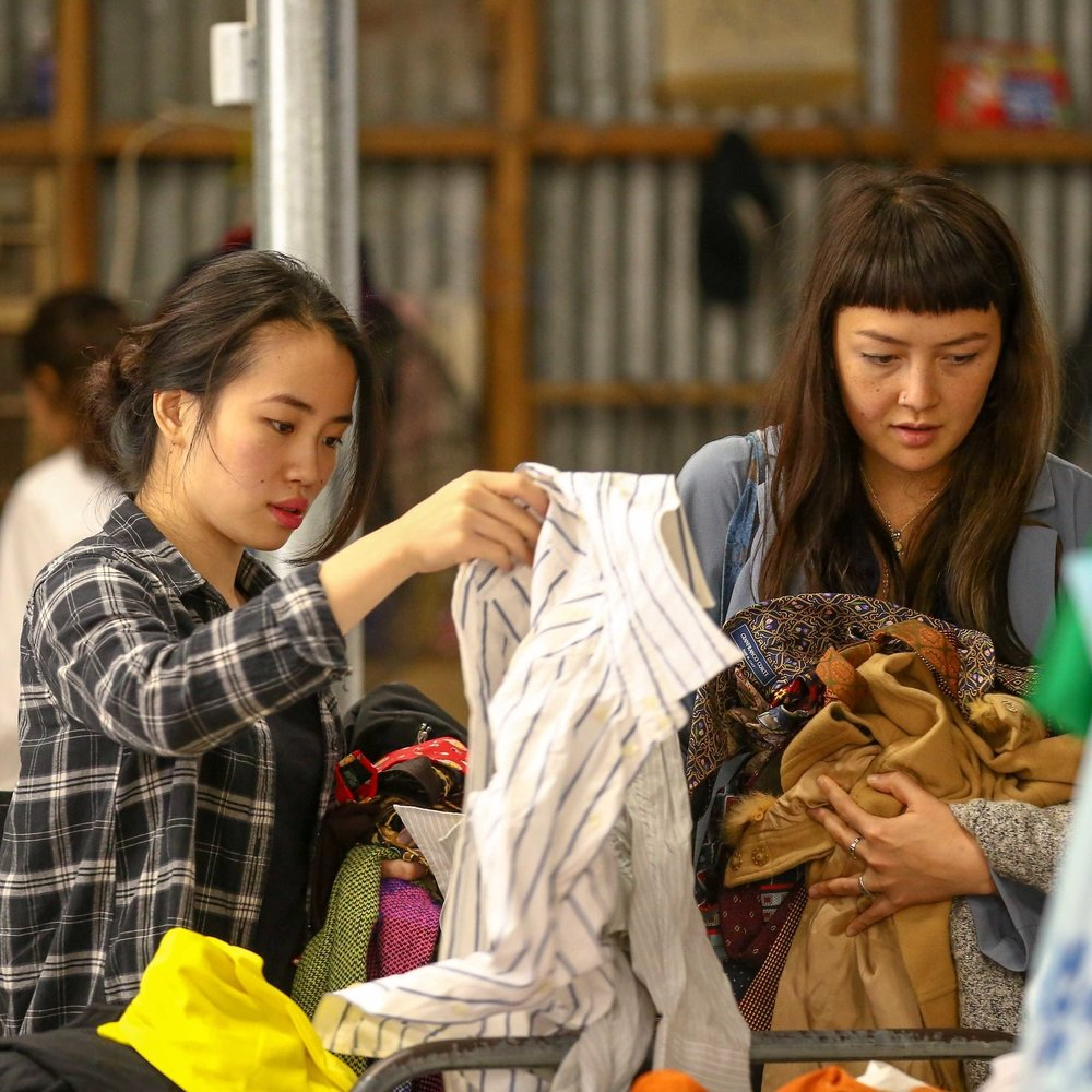 The Redress Forum: Reconstruction Workshop & Zero-waste TAL Workshop