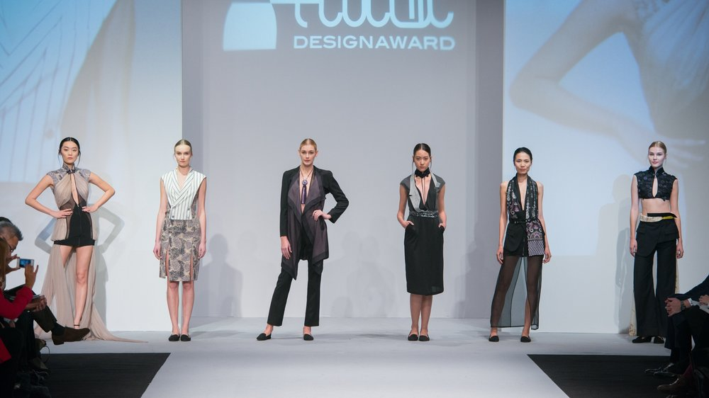 The EcoChic Design Award 2014/15 collection