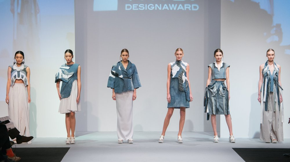 The EcoChic Design Award 2014/15 collection by Laurensia Salim