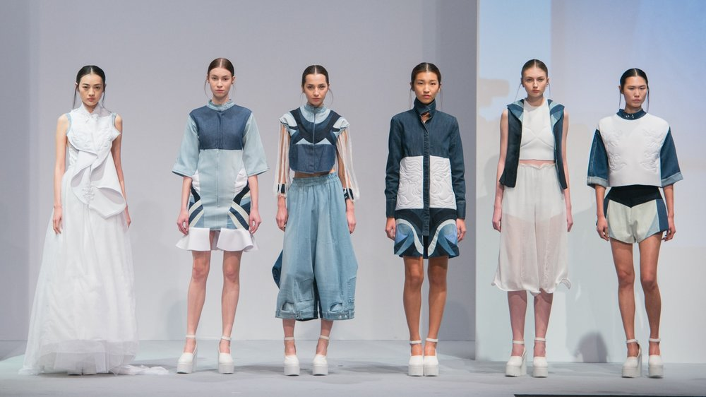 Redress Design Award 2014/15 collection