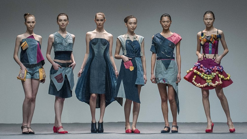 The EcoChic Design Award 2013 collection