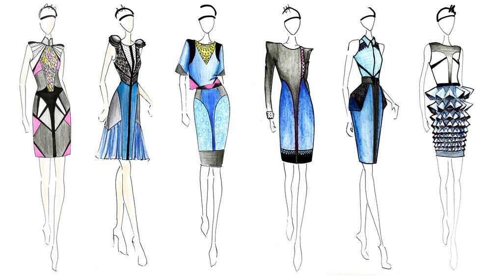 Redress Design Award 2013 collection
