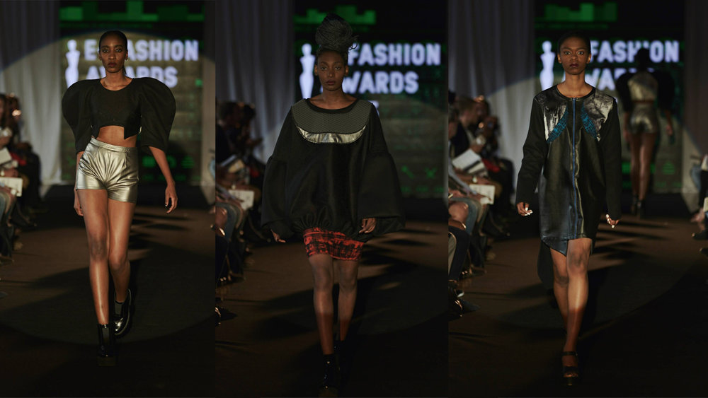 Collection for the E-Fashion Awards 2015 - Norst