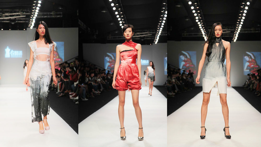 The EcoChic Design Award 2012 China collection