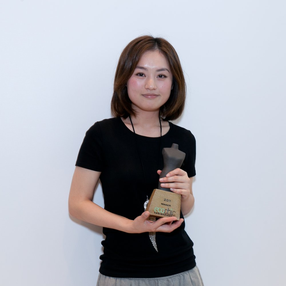 The EcoChic Design Award 2011 Winner Janko Lam