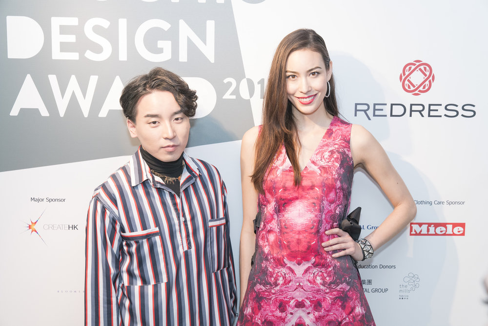 EcoChic Design Award 2017 Hong Kong Press Launch