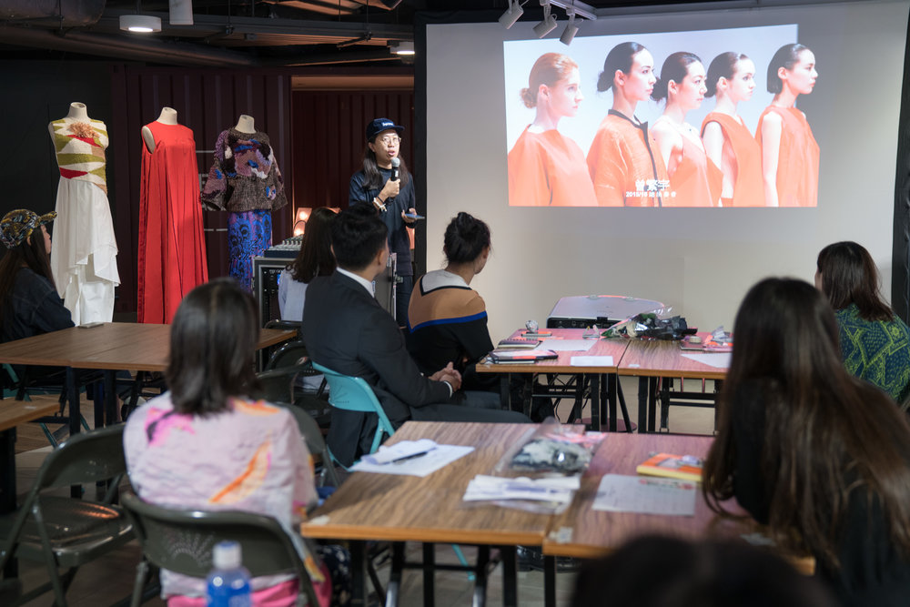 EcoChic Design Award Fashion Academy in Hong Kong