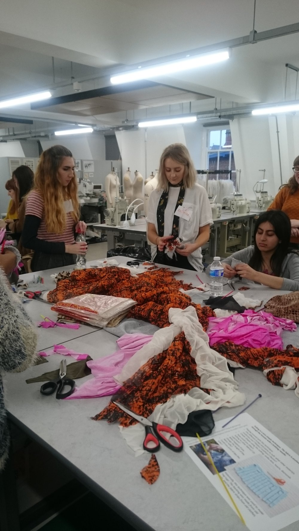 EcoChic Design Award Fashion Academy in Sheffield