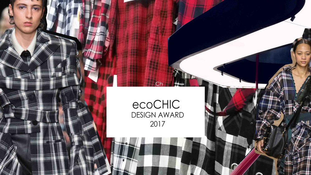 The EcoChic Design Award 2017 application