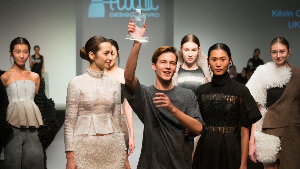 The EcoChic Design Award 2014/15 collection