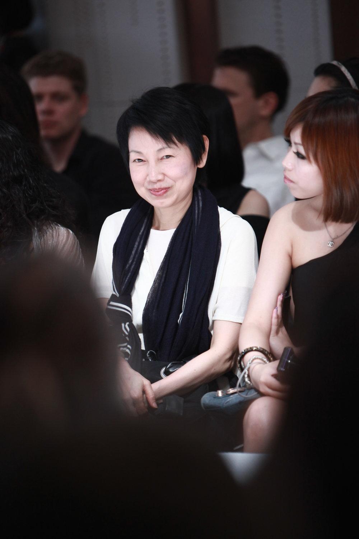 Designer LuLu Cheung attends the Redress Design Award 2011 Grand Final Show