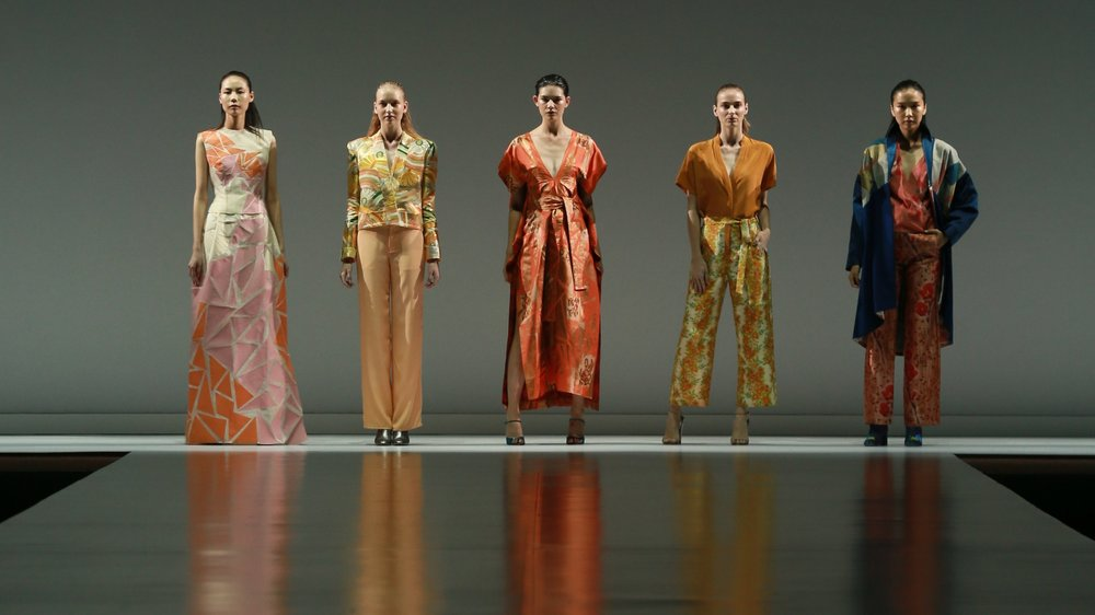 Redress Design Award 2018 collection