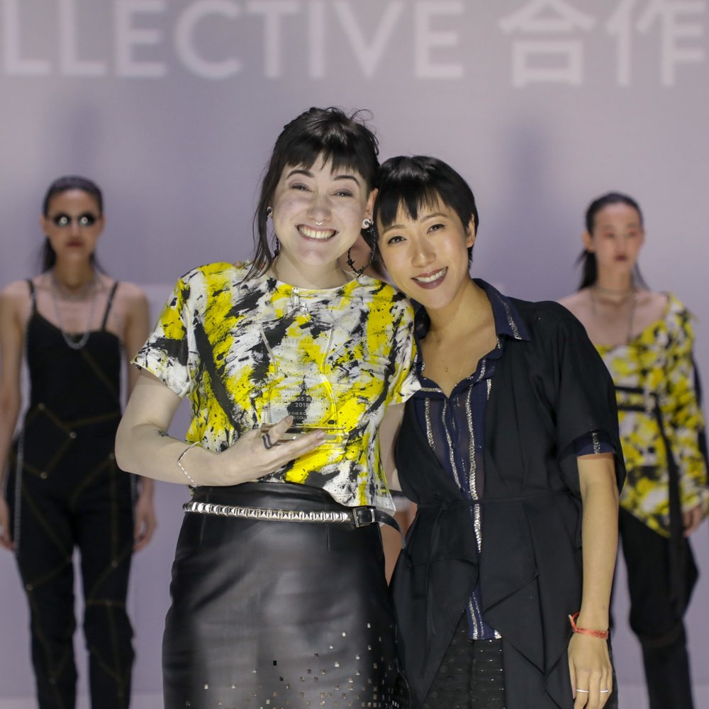 First Prize:  The Redress Design Award 2018 with The R Collective   Tess Whitfort, Australia