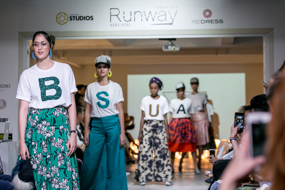 Absurd Laboratory collection at the Runway Asia Show