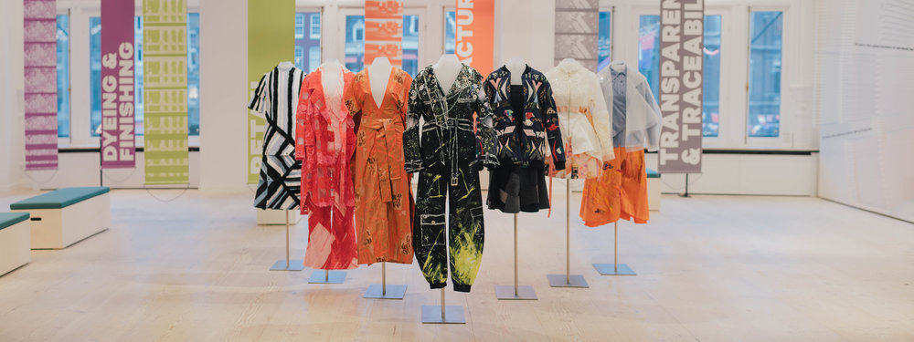 REDRESS PARTNER FOR A SECOND YEAR WITH FASHION FOR GOOD