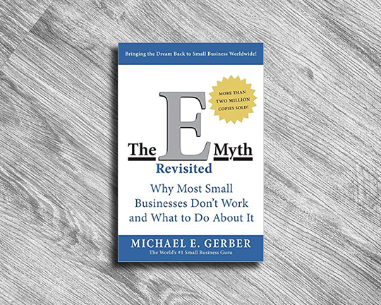THE E MYTH  MICHAEL E. GERBER  SEPTEMBER 2017