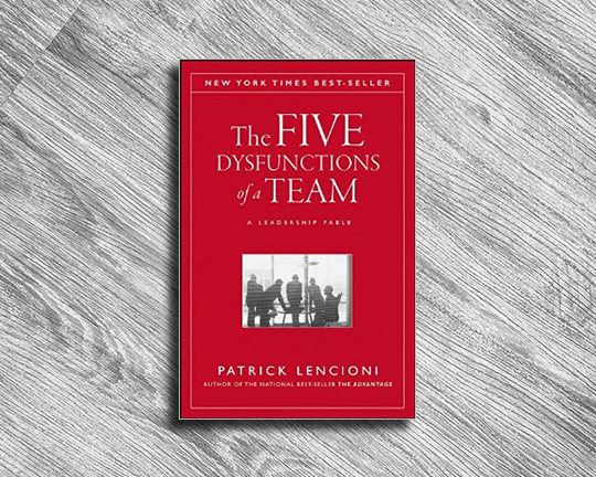 THE FIVE DYSFUNCTIONS OF A TEAM PATRICK LENCIONI OCTOBER 2017